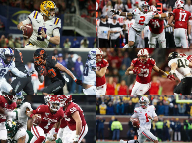 Joe Burrow was the clear favorite, but several other players were worthy of Heisman Trophy consideration in 2019.