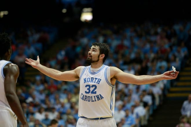 Luke Maye's determination and Roy Williams' belief has led the Tar Heels' star to a storybook career.