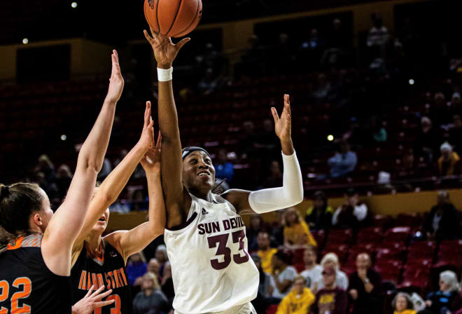 ASUDevils - Transfer Tapley thriving with Sun Devils
