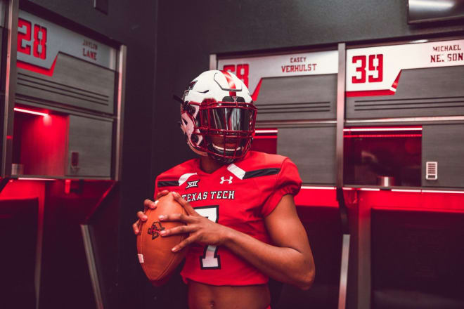 Donovan Smith is the program's QB commitment, and biggest recruiter for the 2020 class