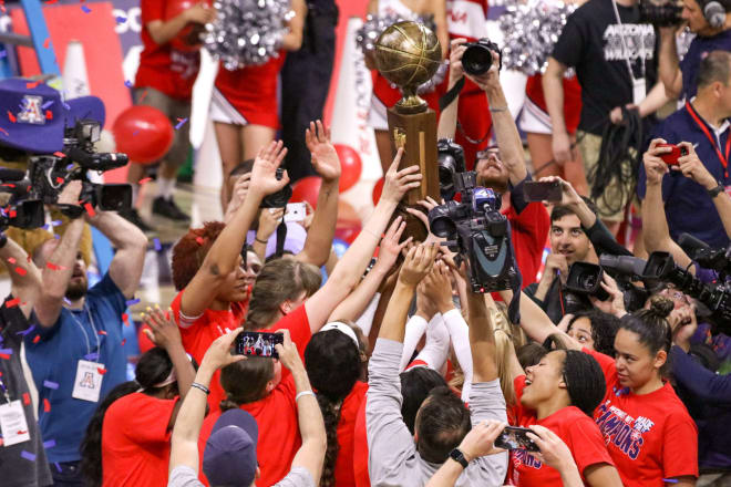 Arizona was able to win the WNIT and raise the bar for the program with surprising attendance numbers