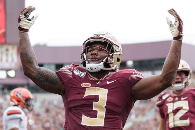 Warchant - Florida State's Akers declares for NFL Draft
