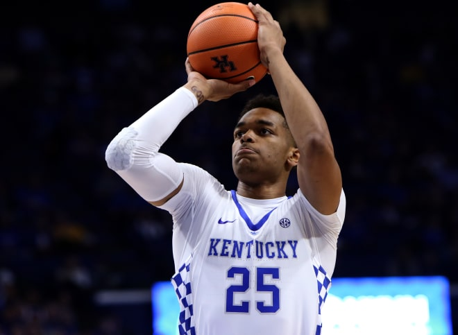 Kentucky F PJ Washington announces withdrawal from 2018 NBA Draft