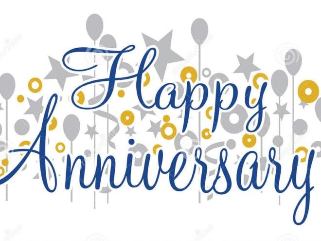 Q >> RebelGrove.com - Oxford Exxon Podcast: Happy anniversary to us