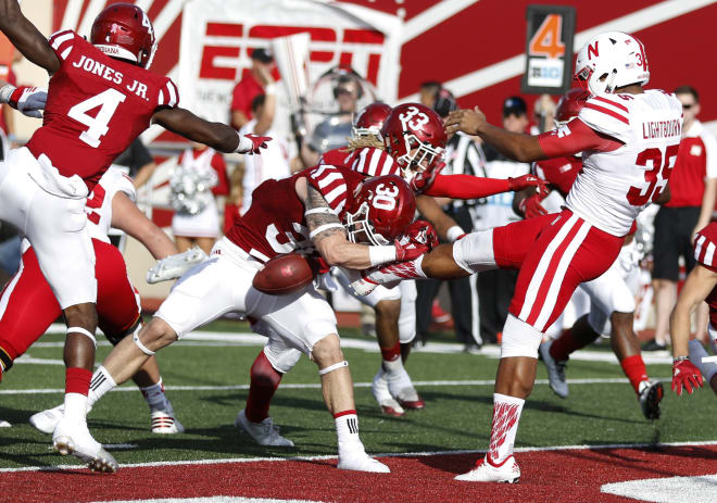 The blocked punt in the second quarter nearly cost NU the win.