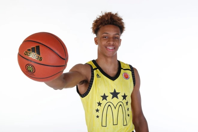 Romeo Langford will play college basketball at Indiana