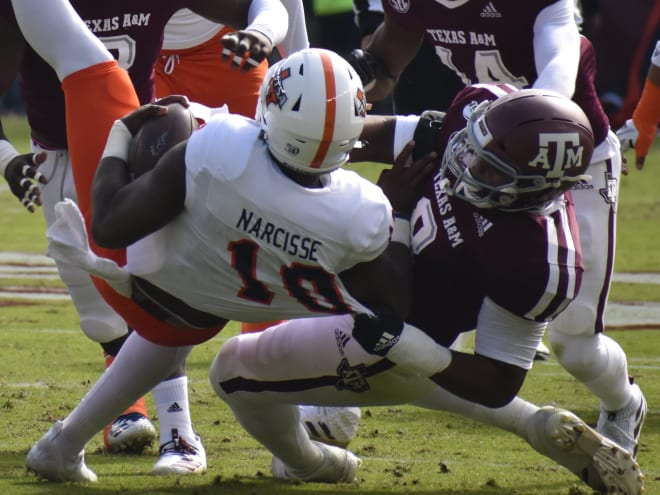 Texas A&M gets comeback victory, UNC rolls Temple