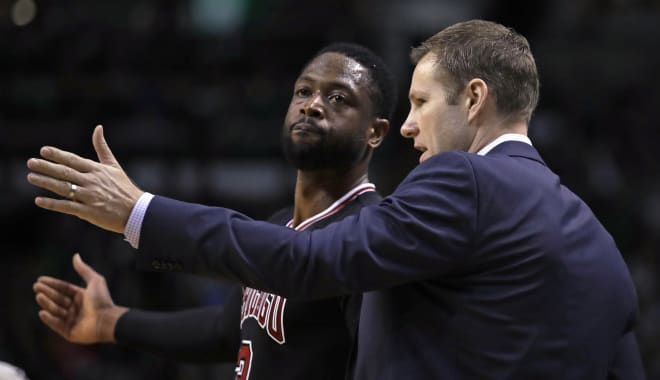 Fred Hoiberg to be Announced as Nebraska Head Coach, Reports Say