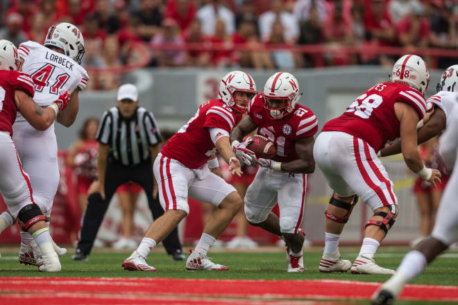 Nebraska's inability to convert third downs this season has been a major concern.