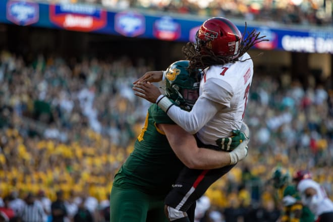 Baylor will miss All-American and 2019 Big 12 Defensive POY James Lynch.