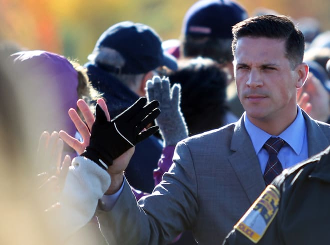 Nebraska moved quickly with their hire of Bob Diaco on Friday.