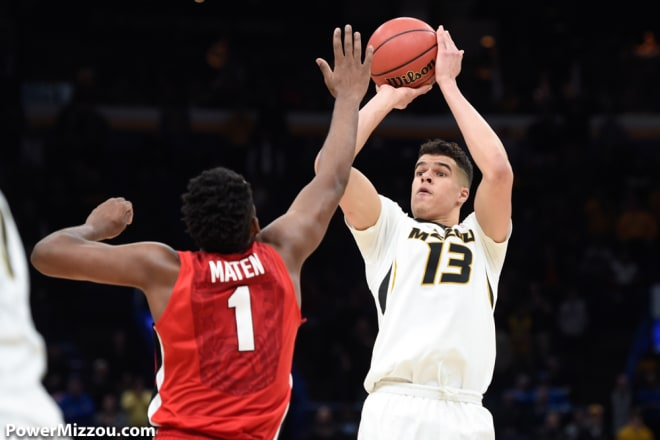 Mizzou's Michael Porter is heading into NBA Draft