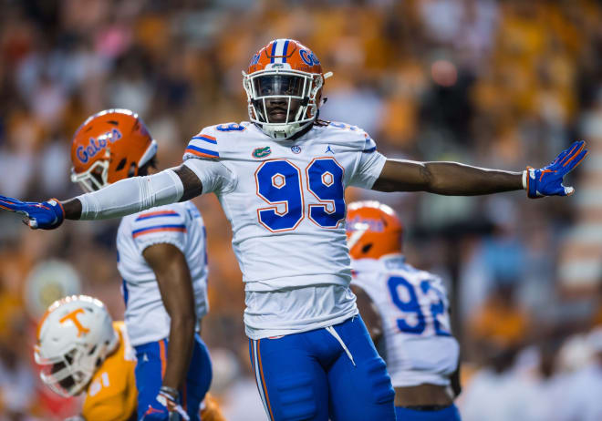 Florida DL says Gators had 'better team' than Georgia despite loss