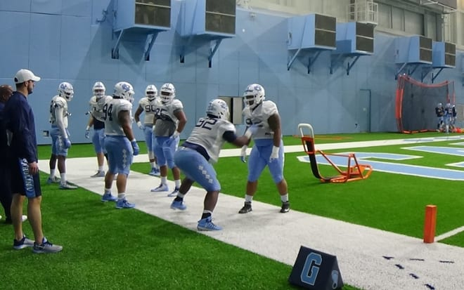 After practicing in the morning during the spring, the players voted unanimously to do so this fall, as well.