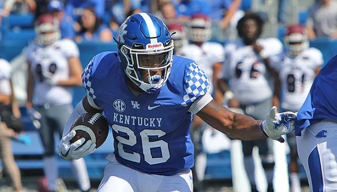 HawgBeat.com - Kentucky Wildcats Football Notebook  Sept. 12 760af73c9