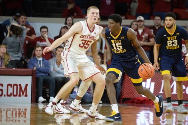 West Virginia vs. Oklahoma College Basketball Predictions 2/5/18