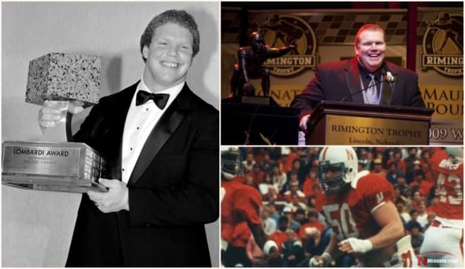 Nebraska named former two-time Outland Trophy winner Dave Rimington as their interim Athletic Director this week.