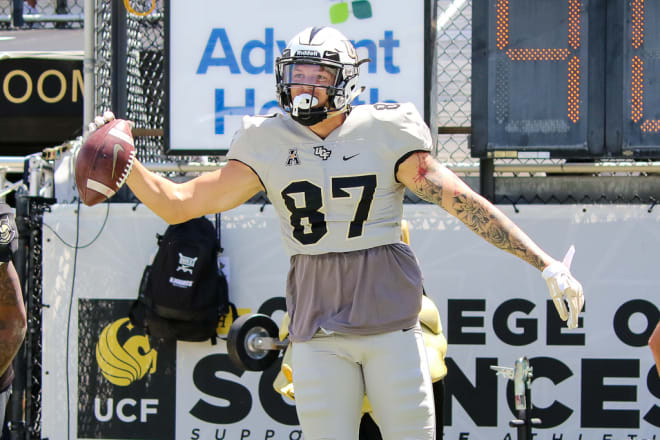 new products e4ac4 971c8 UCFSports - Jacob Harris ready for his opportunity
