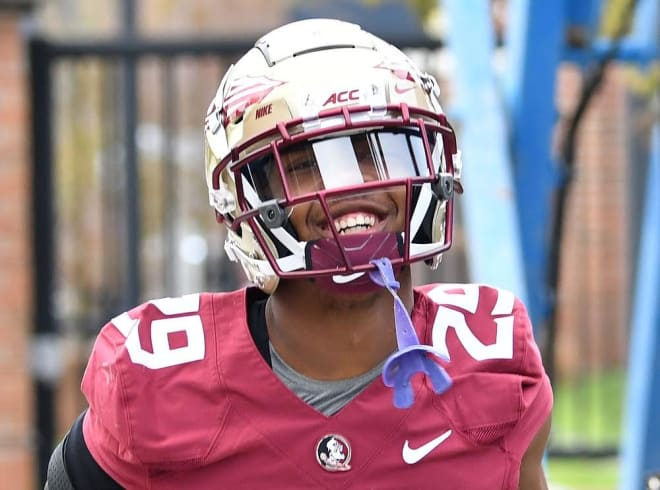 Isaiah Bolden has FSU's coaches smiling after giving him a chance in the return game