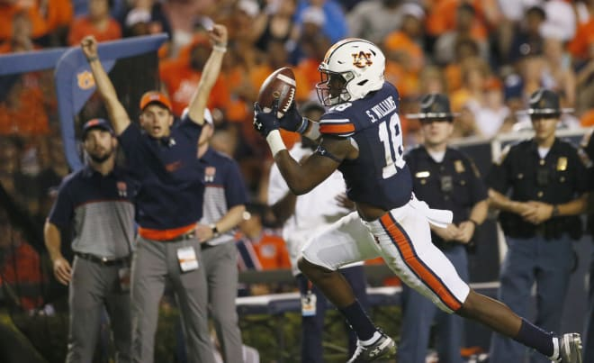 AuburnSports - By the numbers: Where Auburn ranks in SEC, nationally heading into Week 6