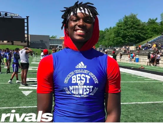 Maliq Carr has been one of the most highly recruited wide receiver prospects in the country.