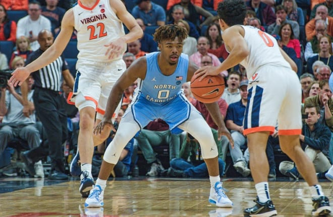 The return of Harris (0) and Francis give Roy Williams more options.