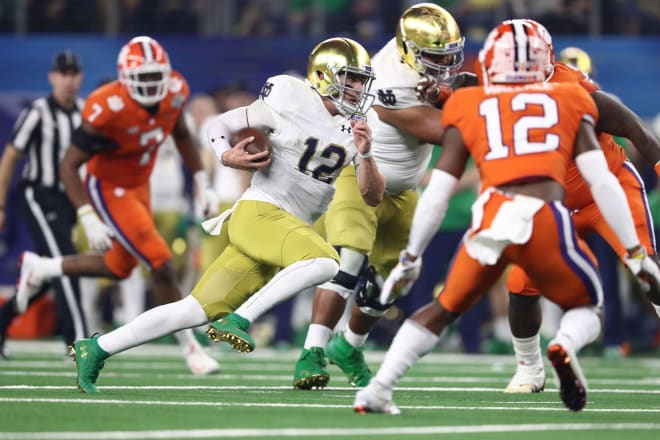 BlueAndGold - Notre Dame No Longer Bowled Over By Bowl Situations