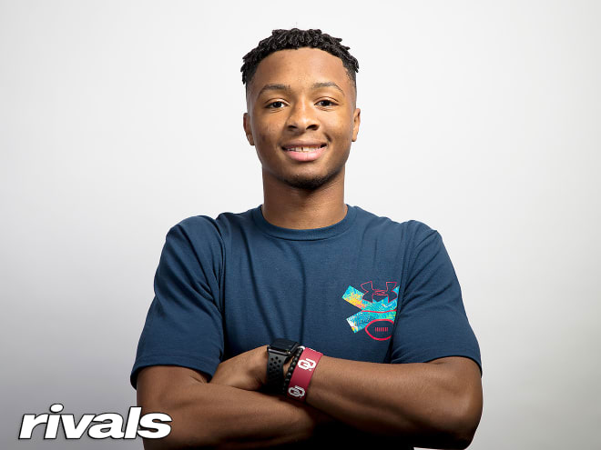Former Oklahoma commit Jalen Huff will get a close look at Notre Dame next weekend