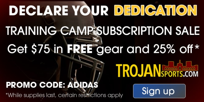 TrojanSports - Special USC preseason offer