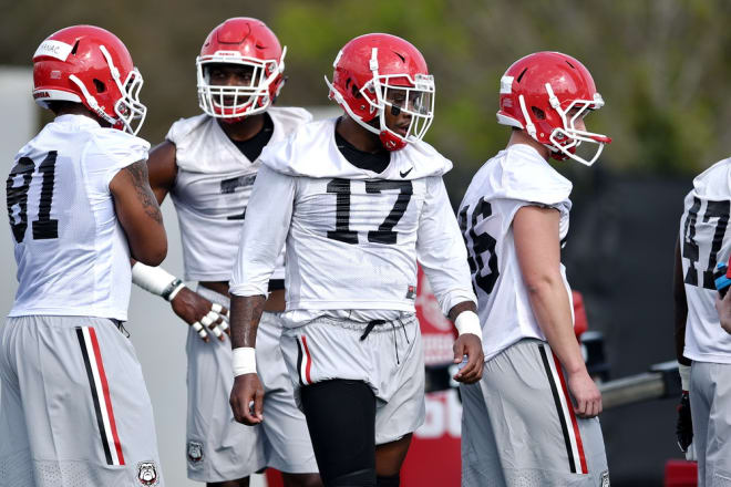 Kirby Smart wants to see more urgency from his defense.