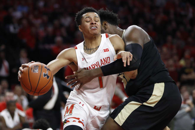 Purdue Boilermakers vs. Maryland Terrapins Betting Pick & Prediction 01/18/20