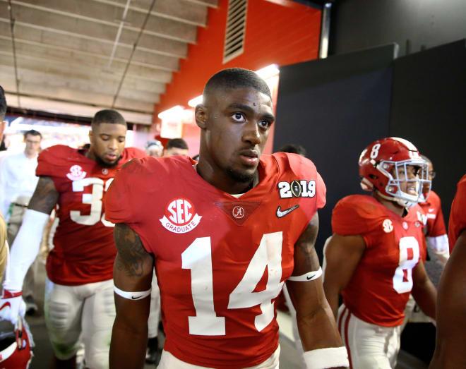 best sneakers d22a0 66c53 BamaInsider - Alabama DB Deionte Thompson declares for NFL Draft