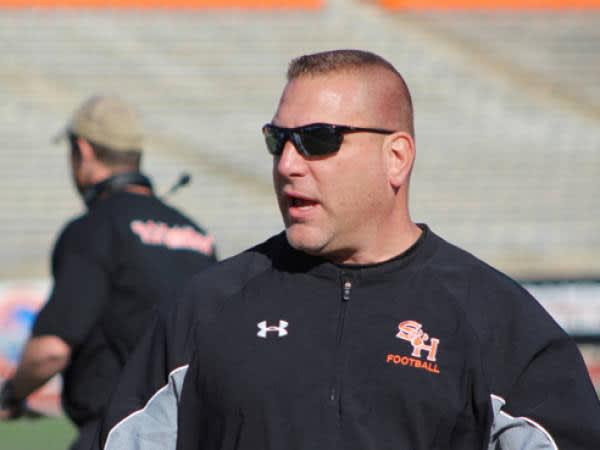 Phil Longo is taking over Ole Miss' offensive coordinator duties.