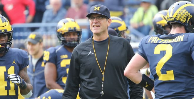TheKnightReport - Rutgers Football versus Michigan Wolverines point spread released