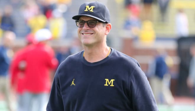 TheWolverine - Scoop: Jim Harbaugh, UM Staff Hitting Recruiting Trail Hard Out West