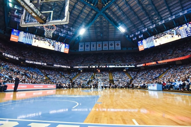Updating UNC Basketball on the Recruiting Trail