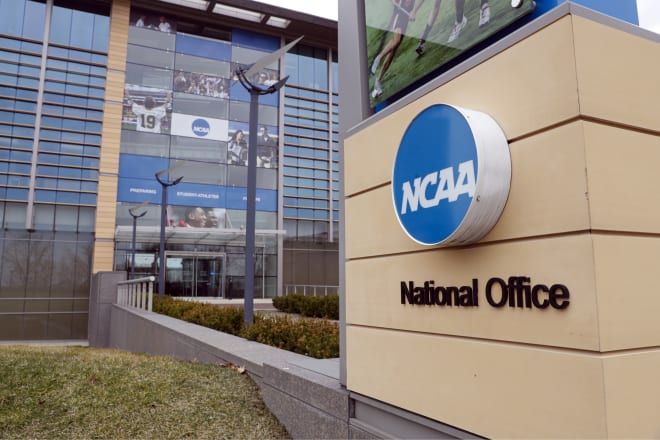 The NCAA shutdown all on and off-campus recruiting until April 15 on Friday.