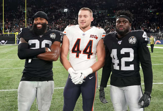 Numerous former West Virginia football players are NFL free agents this offseason.