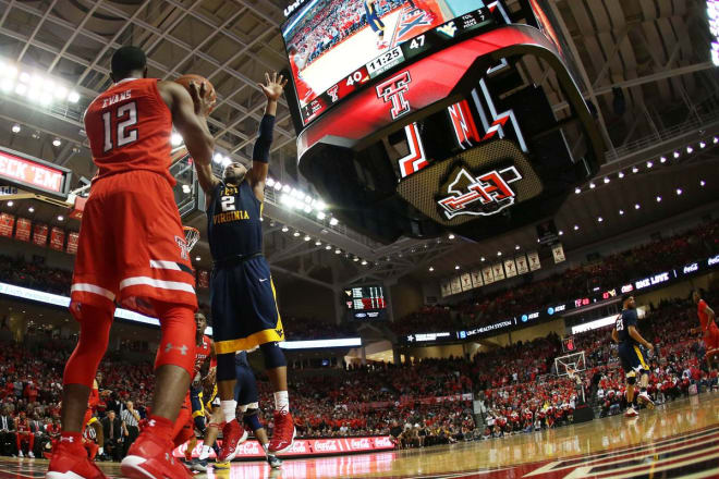 Texas Tech vs Iowa State basketball