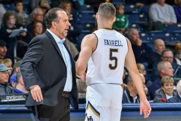 Colson, Pflueger Record Double-Doubles To Lift Irish Over Mount St. Mary's