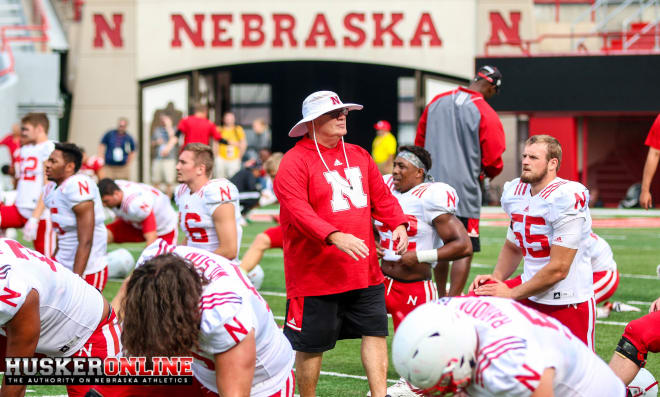 Nebraska wrapped up their traditional portion of Fall Camp on Satruday. NU has just 11 practices left before their season opener with Arkansas State.