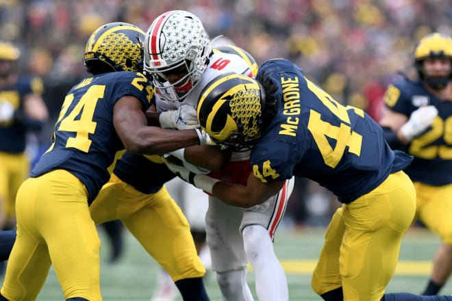 TheWolverine - Examining The Perceived Talent Gap Between Michigan And Ohio State