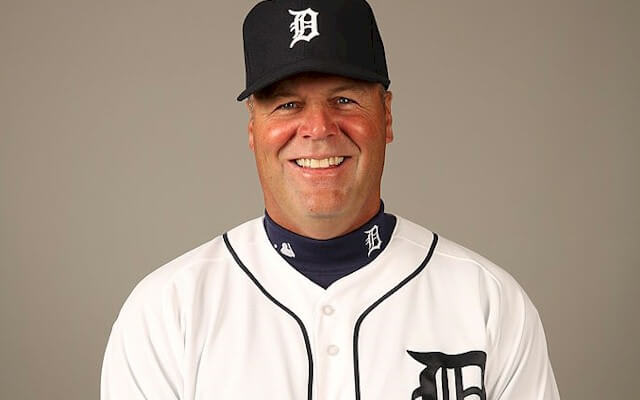 Answer: B. Mick Billmeyer. He never made it to the majors as a player, but was the second round draft pick of the Baltimore Orioles in 1985 and later coached in the MLB, most recently in 2017 as the Detroit Tigers' bullpen coach.