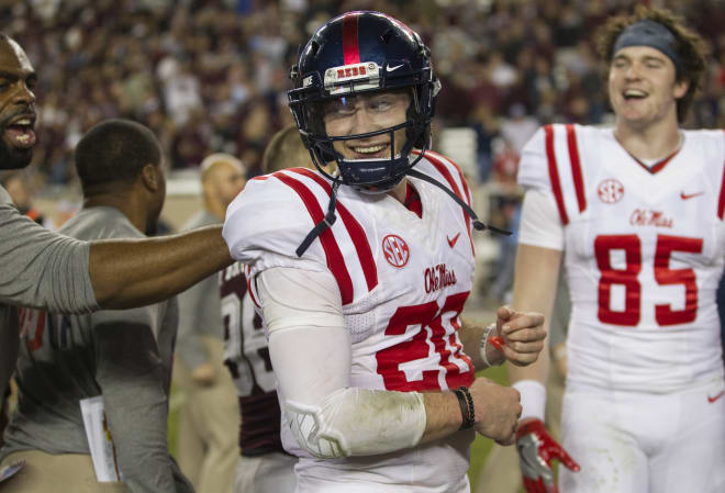 Ole Miss Win Streak Ends With 31-24 Loss To Texas A&M
