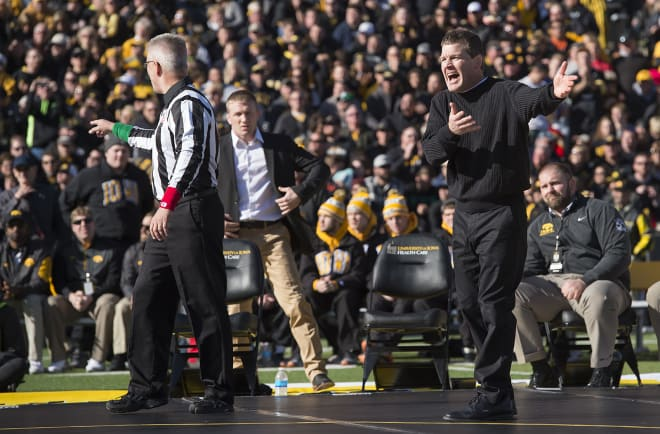 Tom Brands has been blown away by the support from Iowa wrestling fans.
