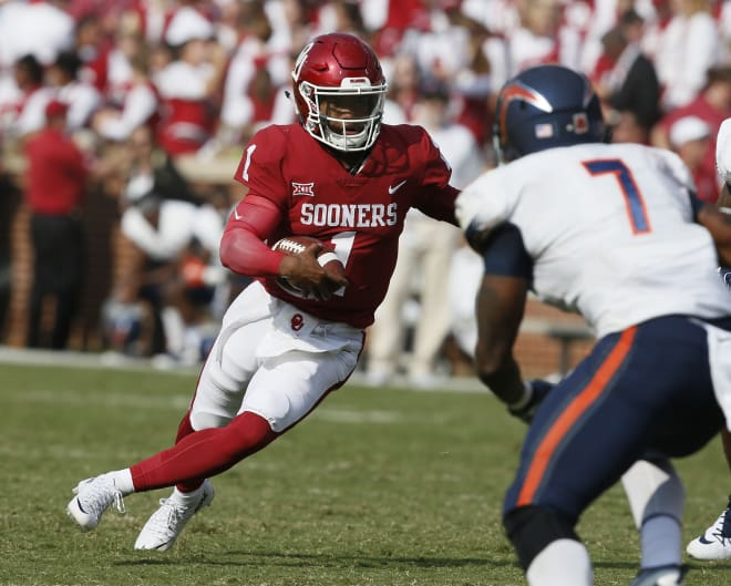 3ab7e66f1 Rivals - Take Two  Can Kyler Murray lead Oklahoma back to CFB Playoffs