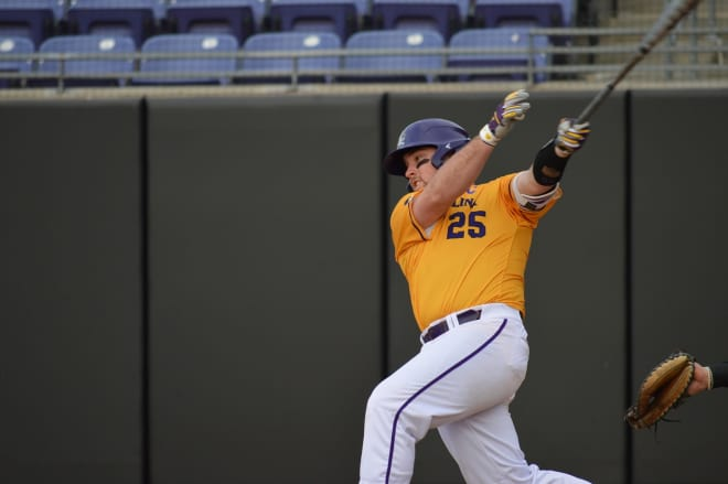Eric Tyler and East Carolina take a two-hit 3-0 win to take the series against Charlotte on Saturday.