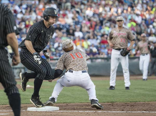 Preseason All-American Bryan Reynolds is a key part of a deep 2016 Vanderbilt roster.