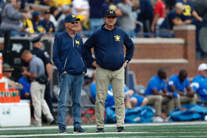 TheWolverine - Harbaugh, Crean Families Gather On 'Attack Each Day' Podcast To Reminisce