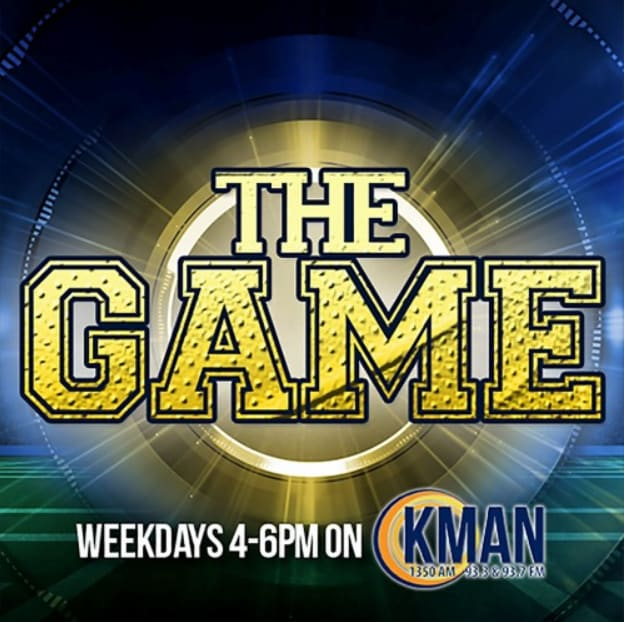Click the picture above to listen to today's edition of The Game.